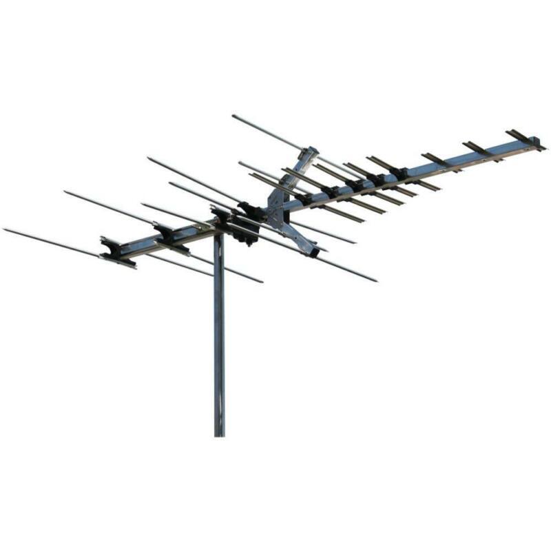 Winegard 45-Mile Long Range HDTV HI-VHF TV Antenna Indoor Ou