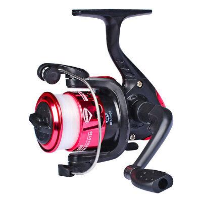 Fishing Inventive Spinning Fishing Reel Metal Spinning Reel Fishing Line Tackle Wheel Ll200 Oi