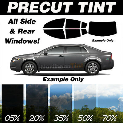 Precut All Window Film for Chevy Malibu Classic 2008 any Tint Shade