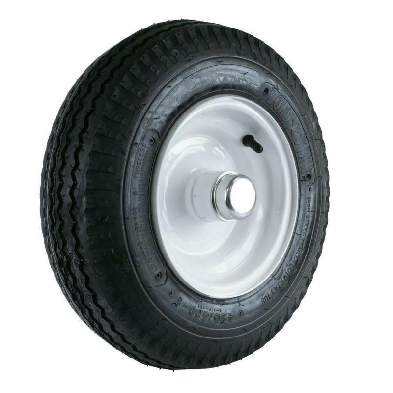 480/400-8 LRB Tire and Wheel with 1 in. Bearing Part for Log