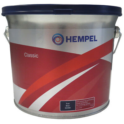Hempel Classic Antifoul in a range of Colours 2.5L YACHT FISHING BOAT MOTORBOAT