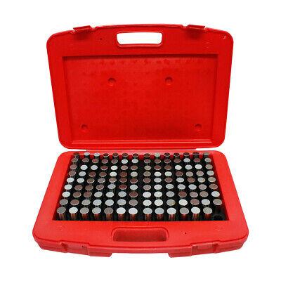 125 Pc Plus 0.626 - 0.750 M4 Steel Pin Gage Set Gauge Set Metal Steel Plug