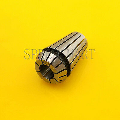 6mm Er16 Spring Collet Chuck Tool Bit Holder For Cnc Milling Lathe Chuck New