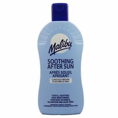 Malibu Soothing After Sun Lotion 400 ml Original