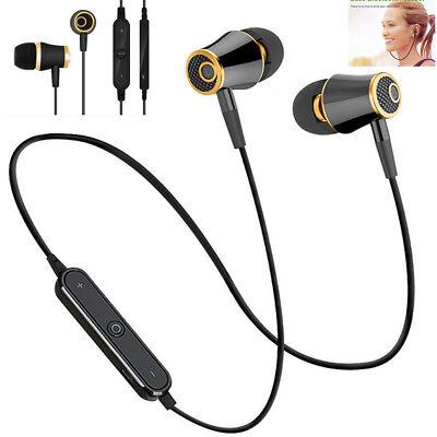 HIFI Super Bass Headset Sport Lauf Kopfhörer Drahtlose Bluetooth Earphone Gifts