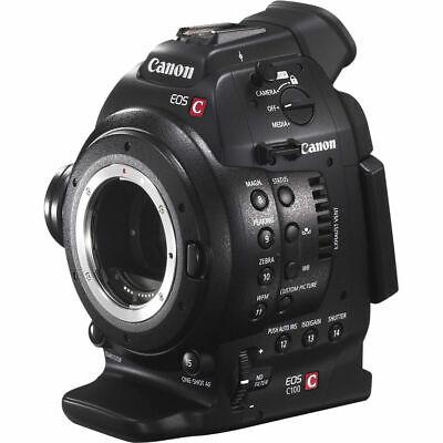 Eos Ef Body (Canon EOS C100 Body  EF B-Ware vom Fachhändler C 100 )