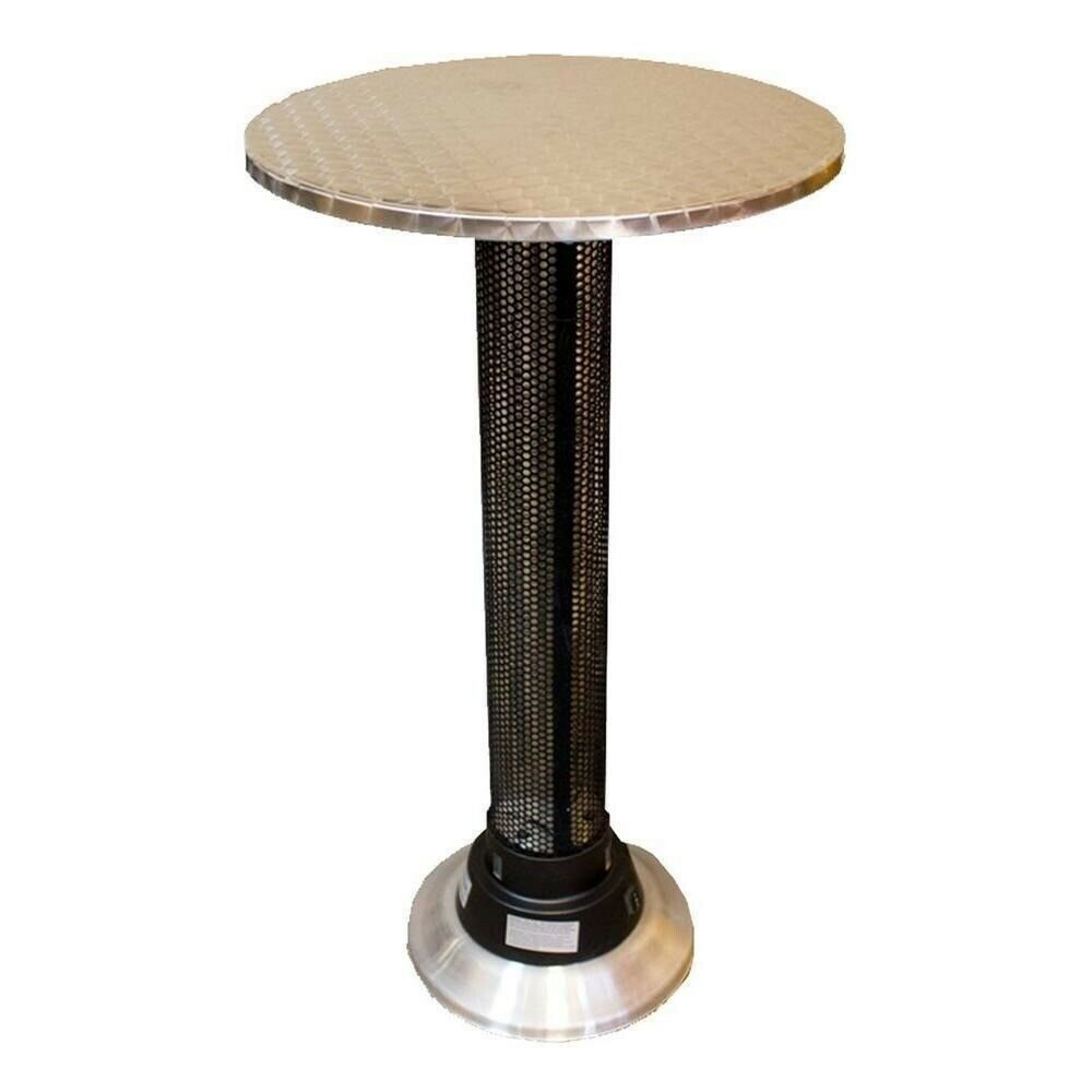 25c7f9eb3969 ALFRESIA - ELECTRIC TABLE PATIO HEATER 60 x 108 cm - 16 FT CABLE - ONLY  £75!!