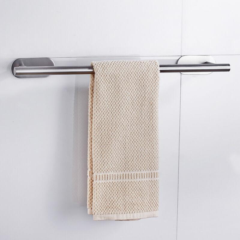 Chic Selbstklebend Handtuchhalter Stange Ohne Bohren Bad