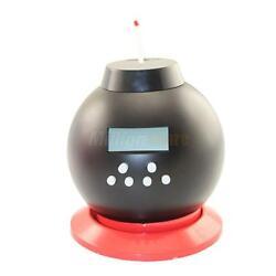 New 1x Lovely LED Alarm Game Clock Vibrating Loud Money Pot Can Bomb Style