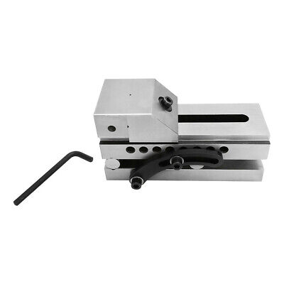 3 Precision Sine Vise 4-38 Opening Toolmaker Machinist Tookmaking Clamp Vise