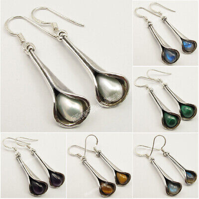 925 SOLID Silver Factory Direct Earrings ! Handcrafted Gift Online Jewelry Store - Factory Direct Jewelry