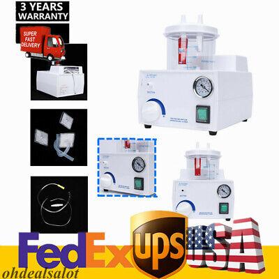 1000ml Portable Vacuum Phlegm Suction Unit Medical Phlegm Suction Pump Aspirator