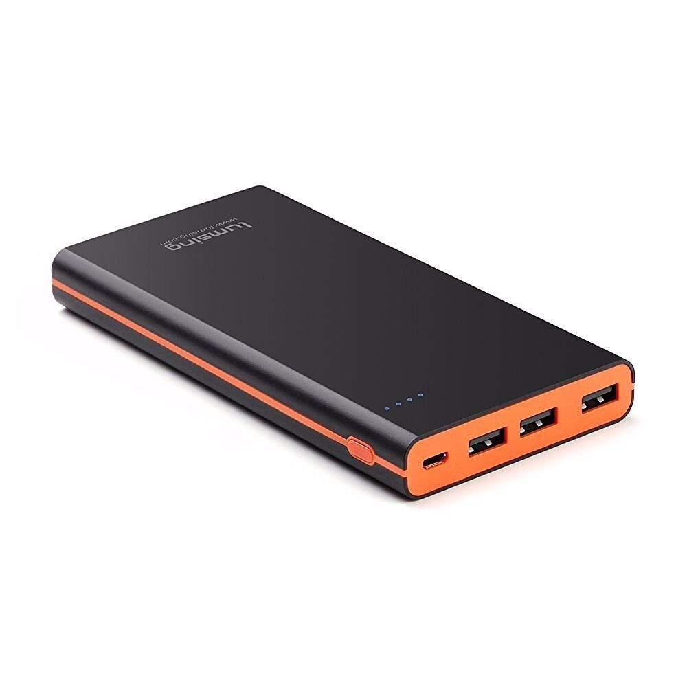 Lumsing Powerbank 10000mah Qac Qoc Usb Type C Multi Hub New Anker Premium With Hdmi And Power Delivery 2 Superspeed 30 Ports