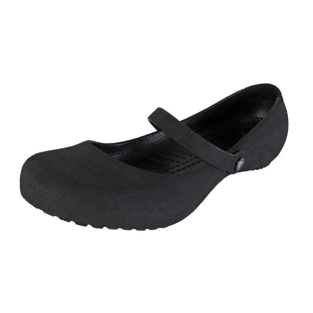 Crocs Womens Alice Suede Mary Jane Shoes