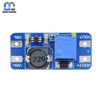 2pcs Mt3608 2 -24 V Dc-dc Step Up Power Module Booster Power Module For Arduino