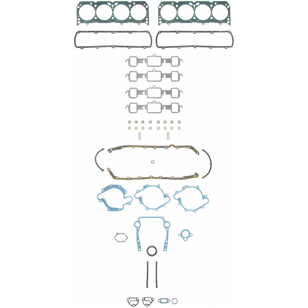 330 Olds V8 Engine Diagram Wiring Oldsmobile Libraryfel Pro Ks2613 Gasket Kit 350 400