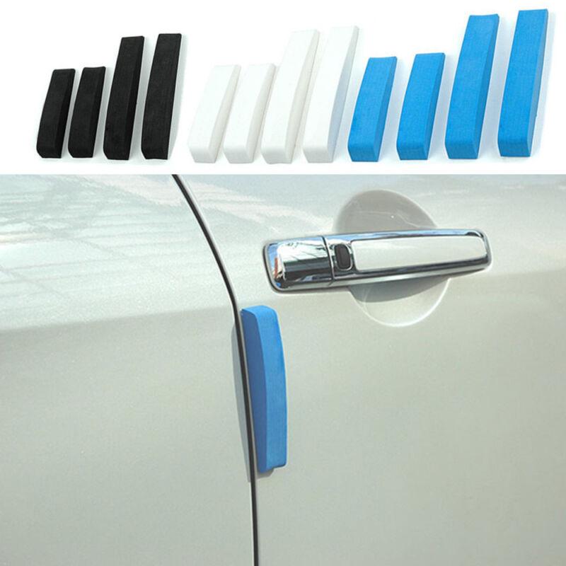 8/'/' CLEAR car DOOR EDGE GUARDS fits: 4 piece kit Honda TRIM  PROTECTOR
