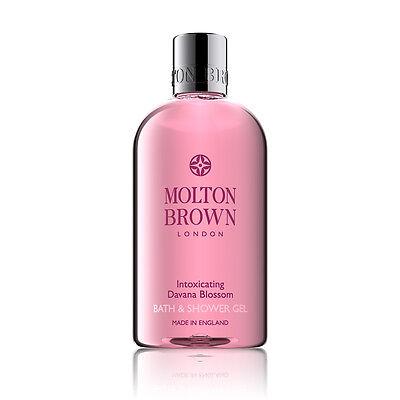Molton Brown Intoxicating Davana Blossom Bath & Shower Gel 300ml - BRAND NEW