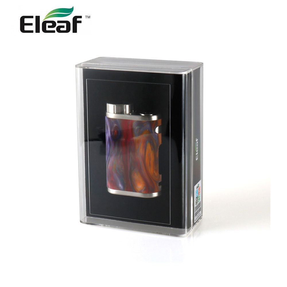 Eleafe iStick Pico RESIN 75W Full Kit with Melo 3 Mini Tank US Lighting Shipping