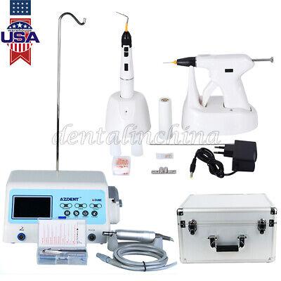 Dental Implant System Led Surgical Brushless Motor Obturation Heating System