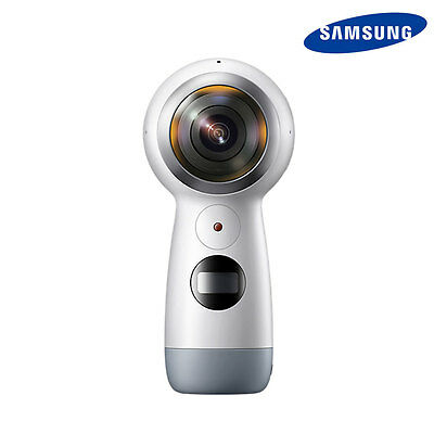 SAMSUNG New Gear 360 2017 SM-R210 Camera Create 360 VR Content for S8 S8+_FedEx