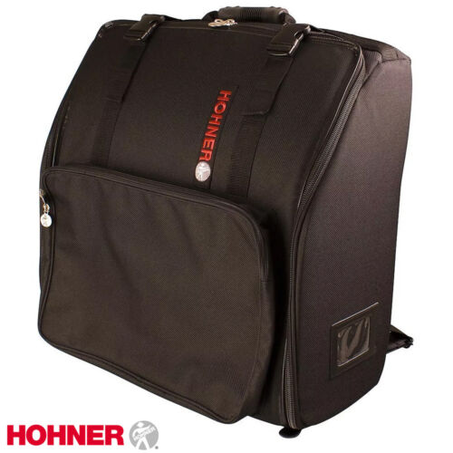 NEW Hohner AGB48 Premium Piano Accordion Gig Bag for 48 Bass - Black