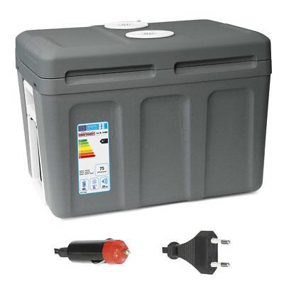 40L Kühlbox 12V 230V Elektrische Thermoelektrische Warmhaltebox Mini Kühlschrank