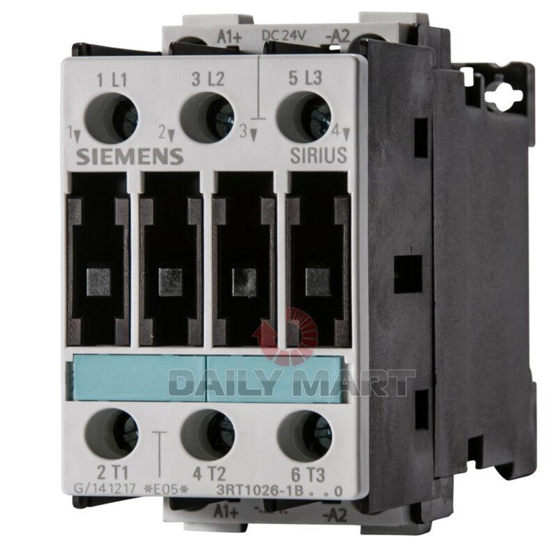 New In Box Siemens 3RT1026-1BB40 3RT10261BB40 Contactor