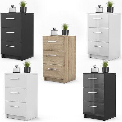 vicco nachttisch f r boxspringbett nachtschrank. Black Bedroom Furniture Sets. Home Design Ideas