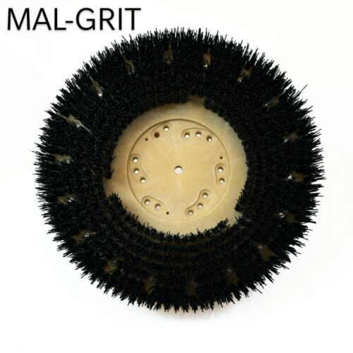 """Malish 20"""" Grit Rotary Brushes with Standard Clutch Plate(NP-9200) 5 Grit Types"""