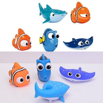 Bath Cute Nemo Squirt Kids Float Water Tub Rubber Bathroom Play Animals Toys](Cute Squirt)