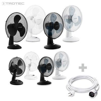 TROTEC Tischventilator | Ventilator Luftkühler Lüfter | Windmaschine