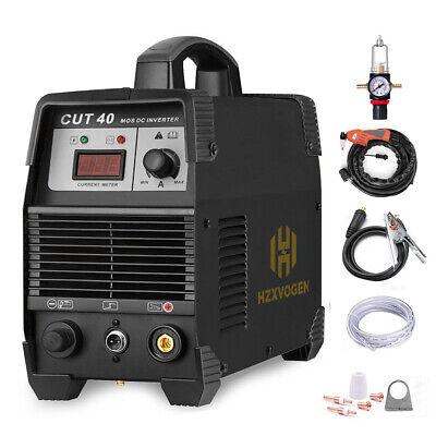 Hvogen Plasma Cutter Cut40 40a 220v Electric Inverter Air Plasma Cutting Machine