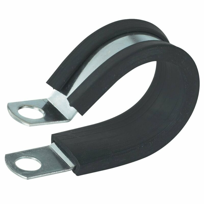 Ancor 404252 Marine Grade Electrical Stainless Steel Cushion Clamps (2.5-Inch...