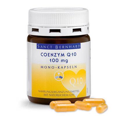 75 Mg 100 Kapseln (Jetzt mehr Inhalt: 75 Q10 100 mg Kapseln (1 Dose) Sanct Bernhard Kaneka Q10 )