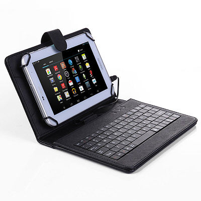 can you hook up a keyboard to a tablet