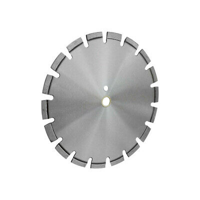 Diamond Saw Blade 12 Segmented Cutting Asphalt Green Concrete Arbor 1-20mm