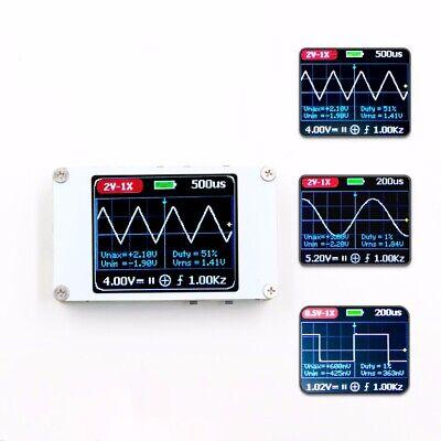 Dso188 Portable Pocket 1.8 1ch Digital Oscilloscope 1m Bandwidth 5m Sample Rate