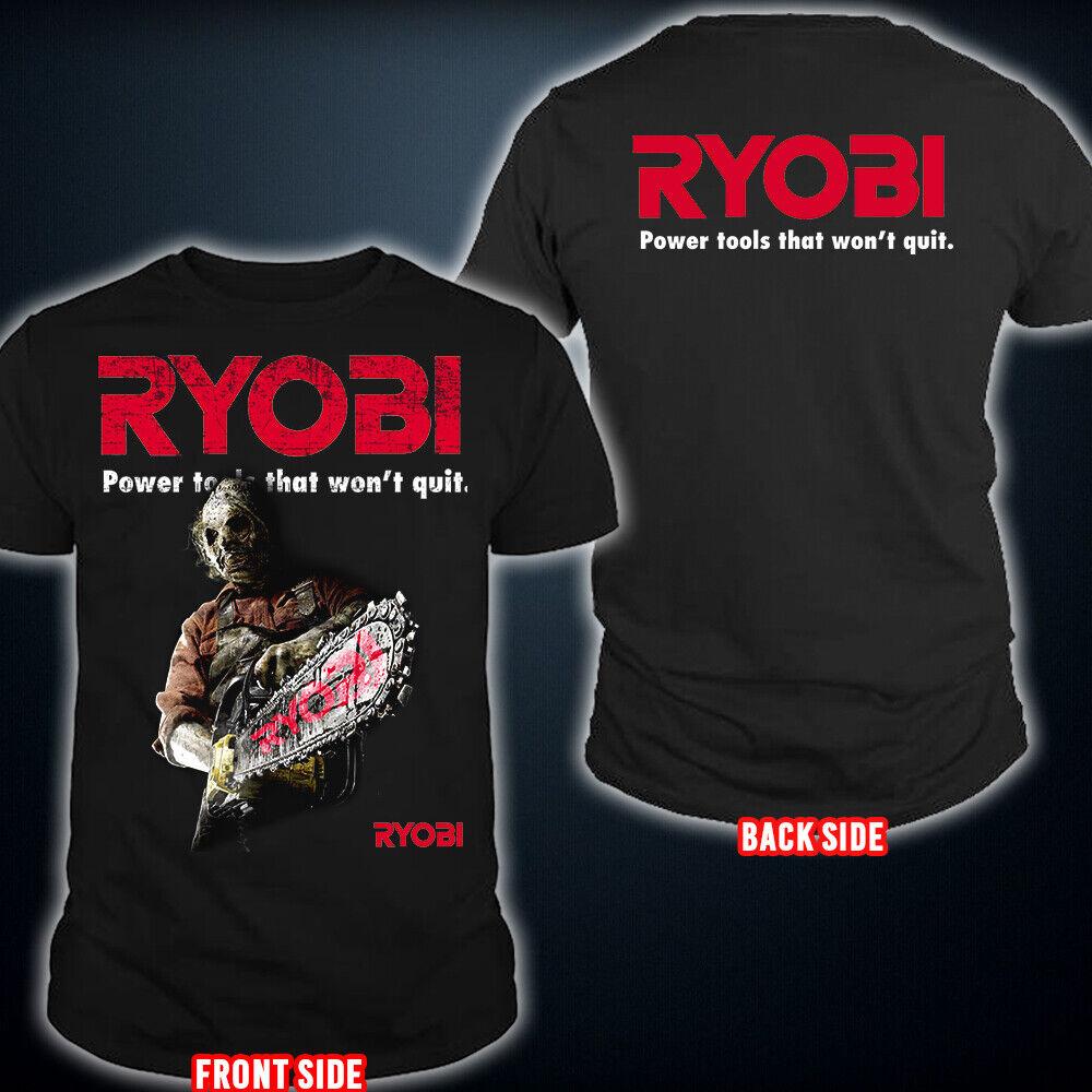 Ryobi/Power tools/R18PDBL-0/P884 18/RMT1801 Men's US T-Shirt