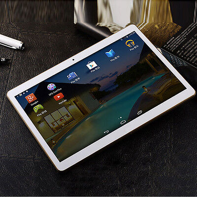 9.6 Inch 3G Phone Call Android 4.4 Quad Core Tablet PC 2GB RAM 16GB ROM WiFi GPS