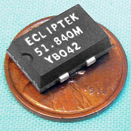 51.84 MHz Crystal Oscillator - Beacon / Tracker / QRP Transmitter