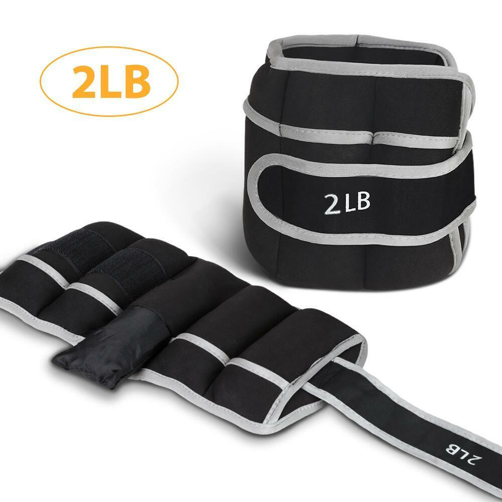 ankle and wrist weights 1 pair