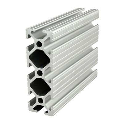 "80//20 Inc 15 Series 1.5"" x 1.5/"" Aluminum Extrusion Part #1515-ULS x 72/"" Long N"