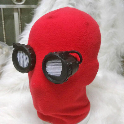 Spider-Man Homecoming Spider Man Homemade Suit Peter Park Cosplay SpiderMan Mask](Homemade Masquerade Mask)