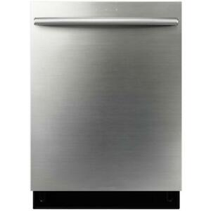 Samsung DW80F800UWS    24in Tall Tub Built-in Dishwasher Stainless Steel Tub - Stainless Steel