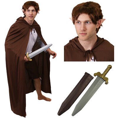 Earth Day Costume (MYTHICAL MAN COSTUME ADULTS BOOK DAY ADULTS MIDDLE EARTH LORD MOVIE FANCY)