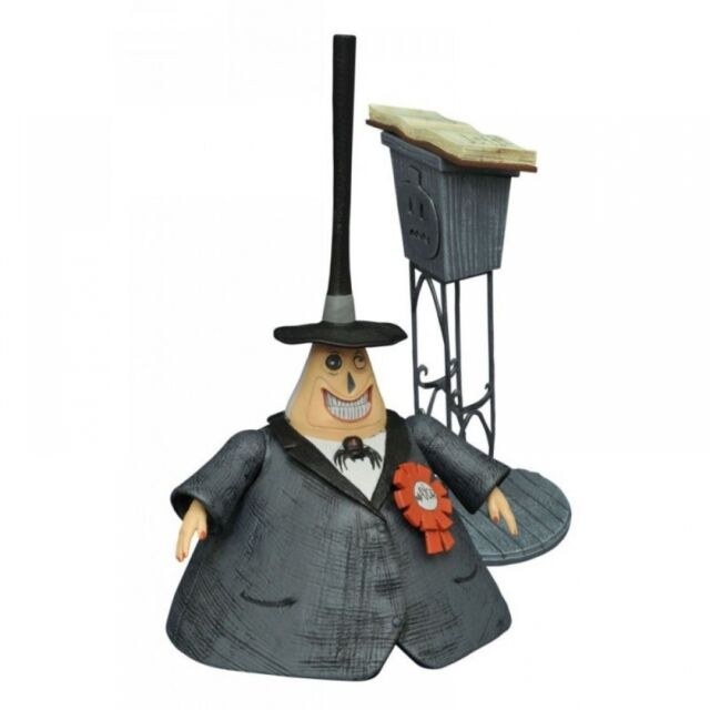 The Mayor A Nightmare Before Christmas Wave 2 Action Figure - Brand New!