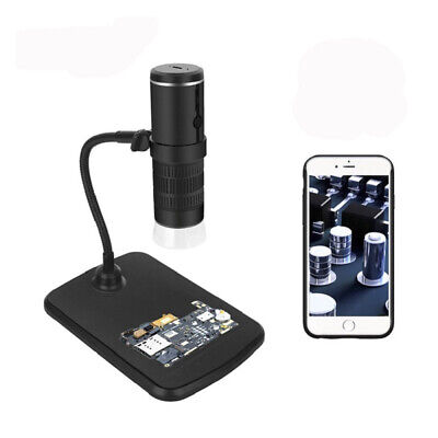 Handheld 1000x Wifi Digital Microscope 1080p Endoscope Camera For Android Ios Pc