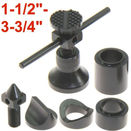 """Machinist Jack Screw Set SMALL 8 pc 1-1/2"""" -3-3/4"""" Mill Lathe Lift Anytime Tools"""