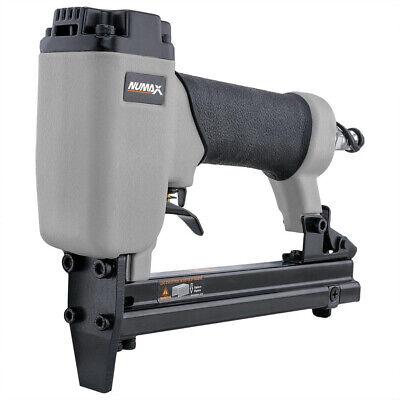 - Upholstery Stapler 22-Gauge Crown Pneumatic 3/8 in. Staple Gun 1/4 NPT Air Tool